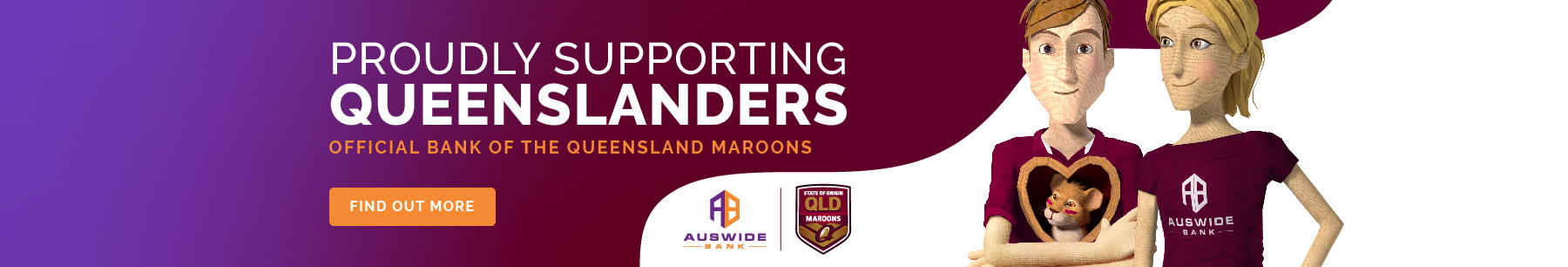 Proudly Supporting Queenslanders