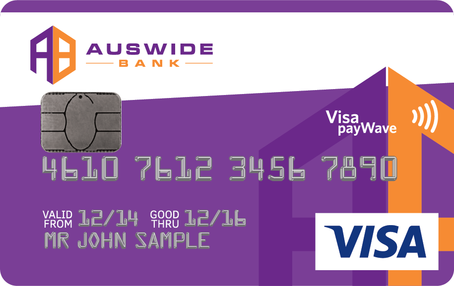 Low Rate Visa Credit Card