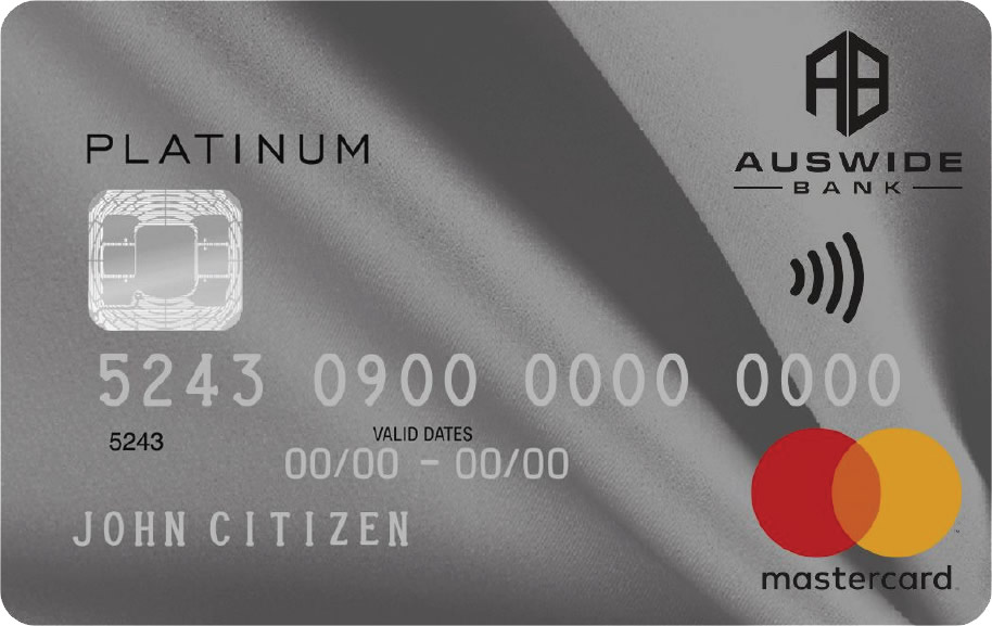 Platinum Rewards MasterCard