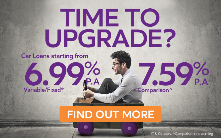 Time to upgrade? Find out more