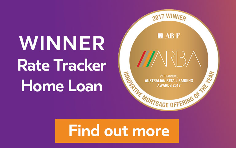 Winner - Rate Tracker Home Loan
