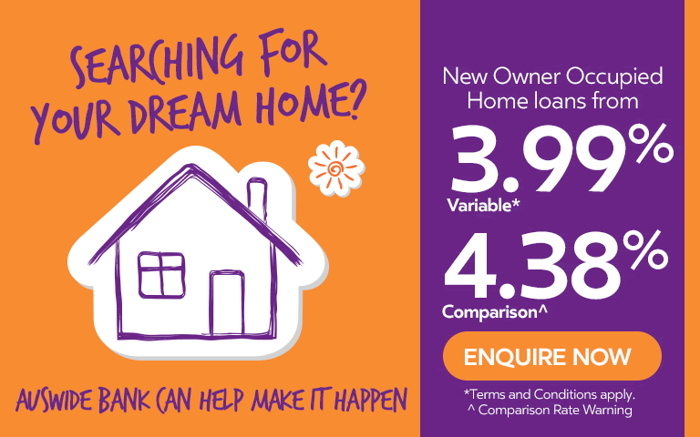 Searching for your dream home?
