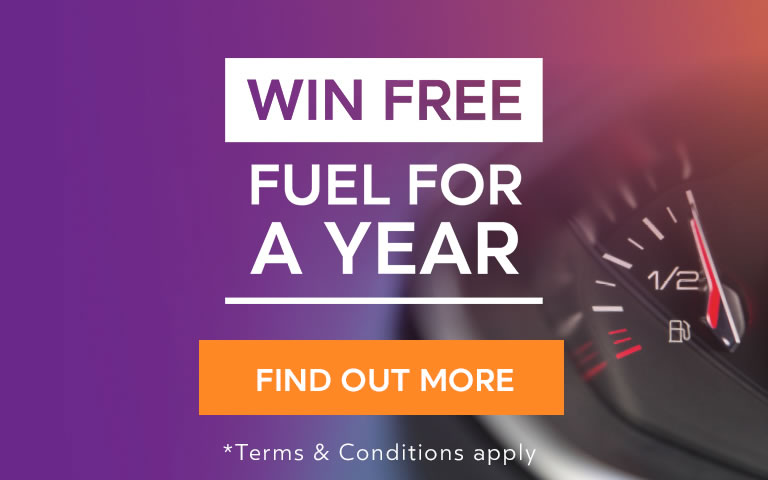 Take out a new Motor Insurance policy for your chance to win!